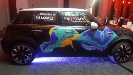 Presentan dispositivo estrella de marca Huawei, con máxima tecnología en fotografía