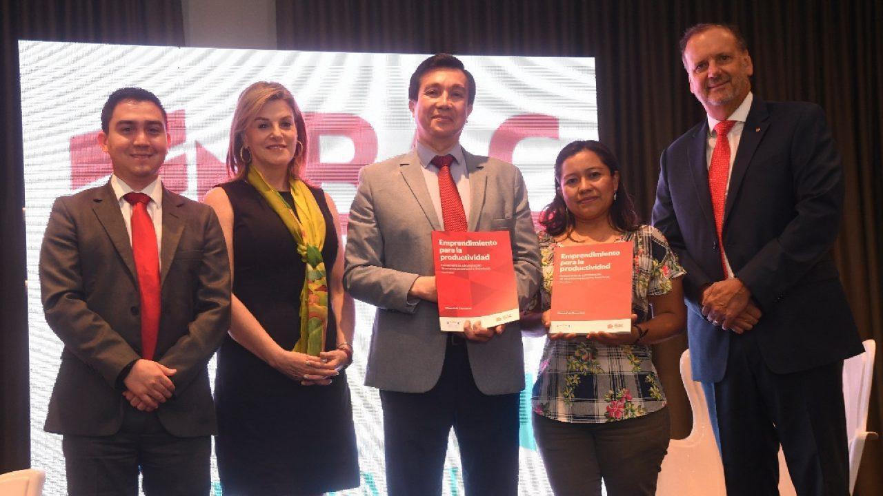 Empresa bancaria regional apoya a sistema educativo con cursos de Educación Financiera