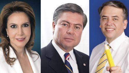 Entre tumbos avanzan candidaturas presidenciales para Elecciones Generales 2019