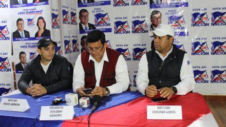 Afirma Galdámez que dará la sorpresa y ganará la presidencia en elecciones de junio