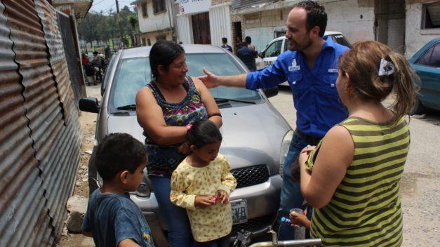Ex funcionario de la OEA busca dar la sorpresa y ganar Municipalidad de Guatemala