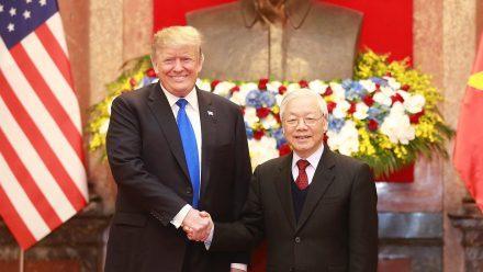 Posible juicio político contra el presidente Trump