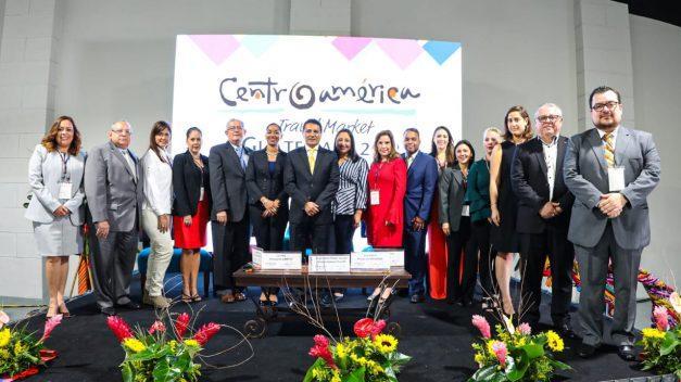 Exponen países centroamericanos oferta turística en Guatemal
