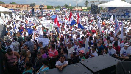 Velan armas candidatos presidenciales por contienda electoral del domingo