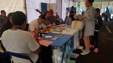 Guatemaltecos, entre incidentes y regular participación, votan para designar máximas autoridades