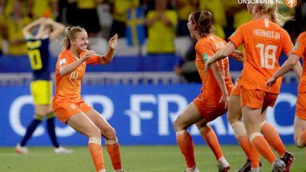 Holanda se clasifica a su primera final del mundo