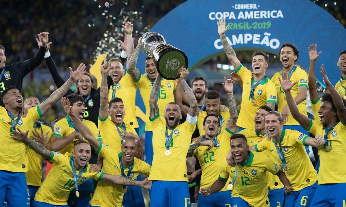 Brasil es campeón de la Copa América tras vencer a Perú