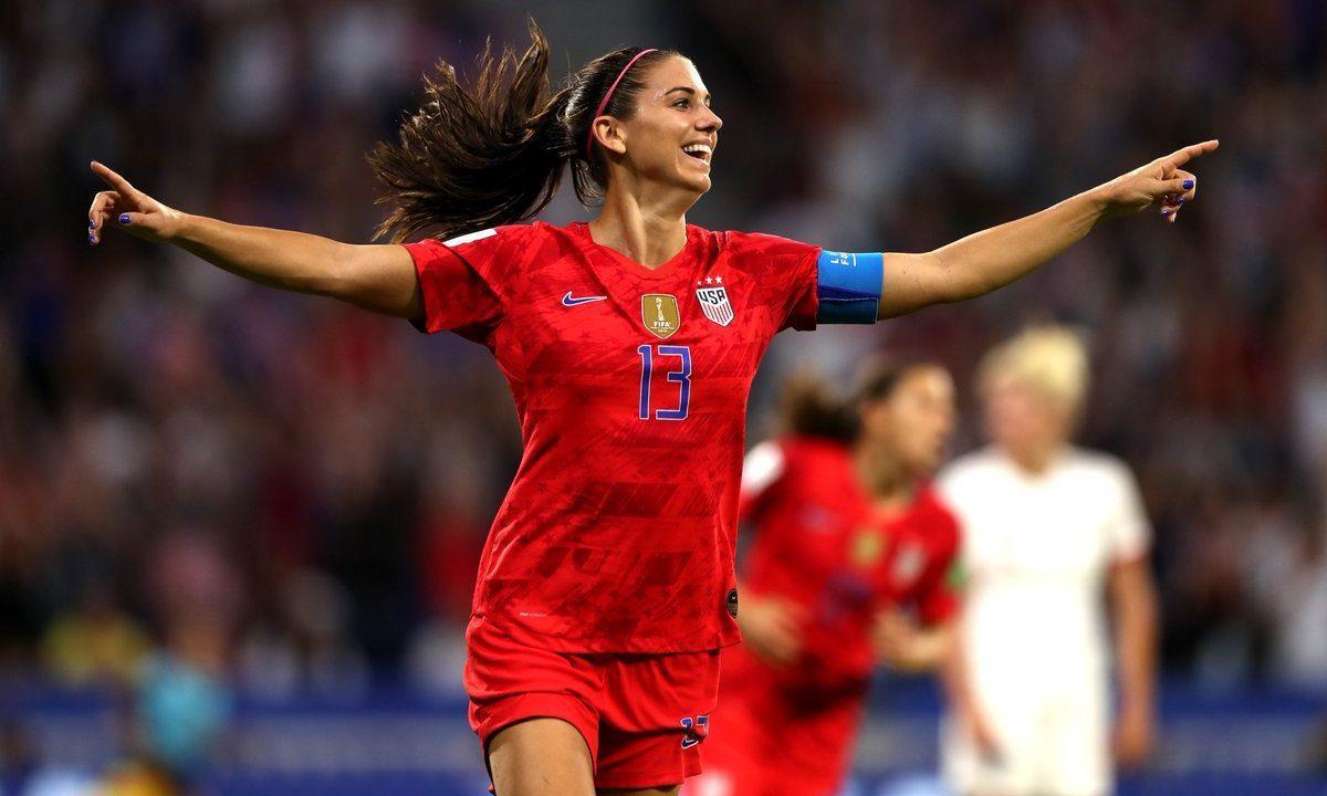Estados Unidos sella su pase a la gran final de la Copa del Mundo Femenil