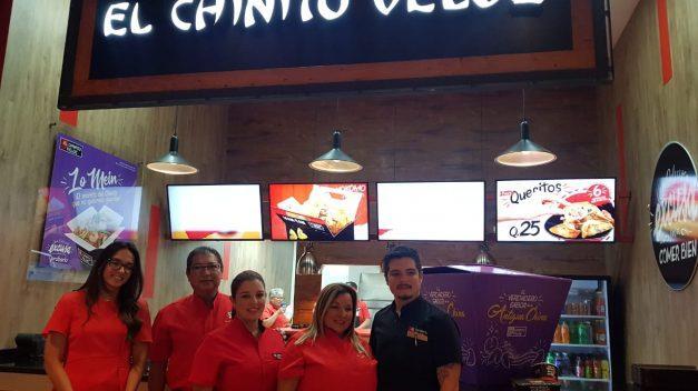 El Chinito Veloz inaugura nueva tienda en CC Parque Las Américas