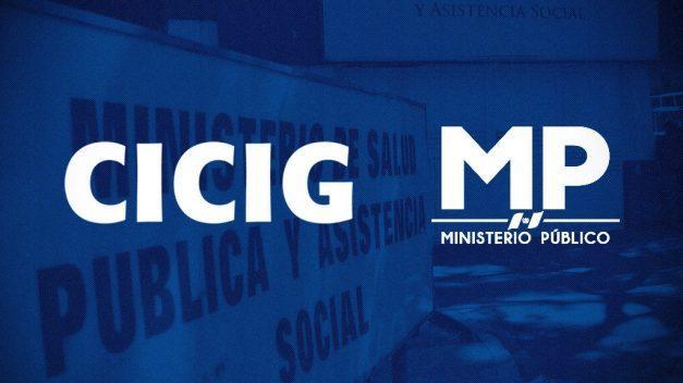 Capturan a presuntos implicados y solicitan antejuicio contra 10 diputados por caso de corrupción en Ministerio de Salud