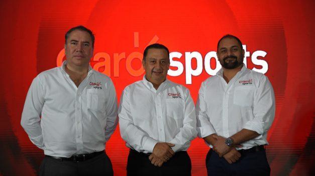 """Claro presenta su canal internacional de deportes: """"vitrina"""" del esfuerzo y el talento del deporte guatemalteco"""
