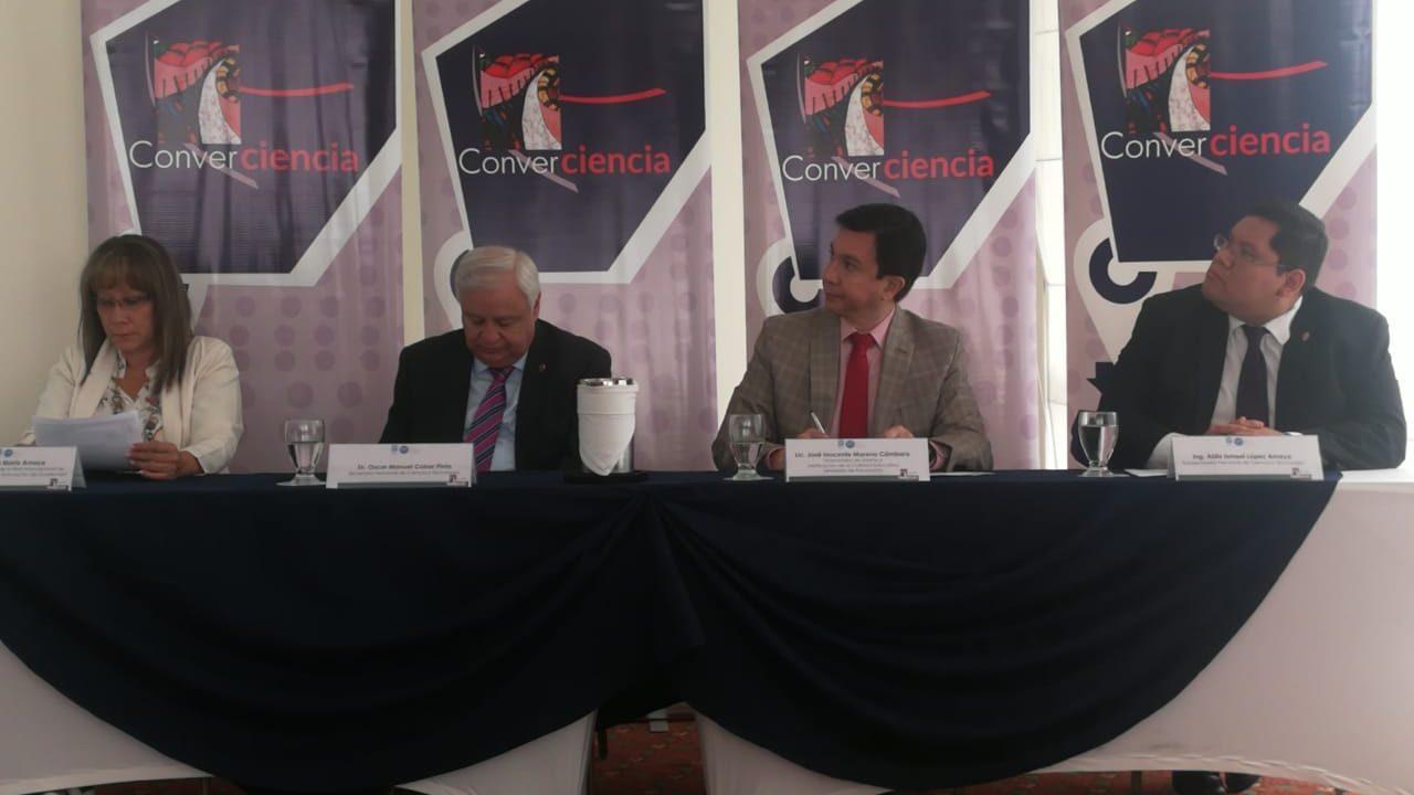 Científicos guatemaltecos destacados en ámbito internacional participarán en Converciencia 2019