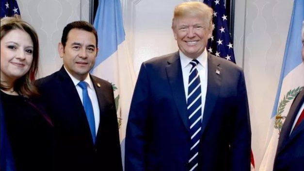 "Donald Trump señala a Guatemala de ""romper"" el convenio de tercer país seguro"
