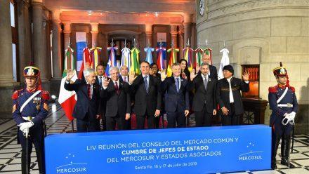 Elogios para la Unión Europea y críticas para Nicolás Maduro durante la Cumbre del Mercosur