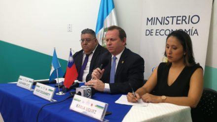 Guatemala y Taiwán refuerzan relación comercial