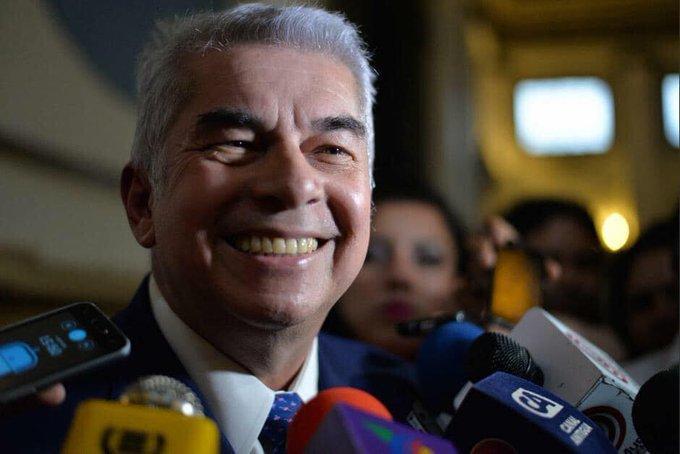 Autoridades mexicanas extraditarán a expresidente del Congreso, Rabbé