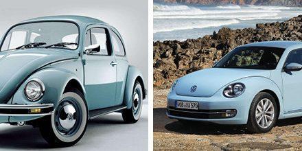 """Adiós a las """"cucarachitas"""": Volkswagen se despide del modelo Beetle"""