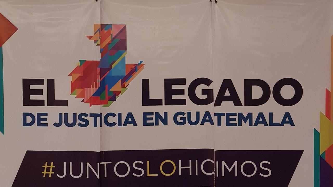 CICIG defiende rol histórico en lucha contra la impunidad y corrupción