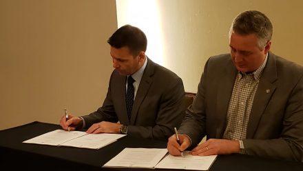 Guatemala y Estados Unidos firman nuevo convenio de seguridad