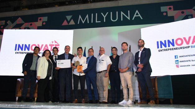Iniciativa de emprendedores centroamericanos premió a proyecto sobre nutrición