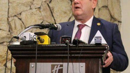 Giammattei propone nueva autoridad de lucha contra la corrupción y crimen organizado
