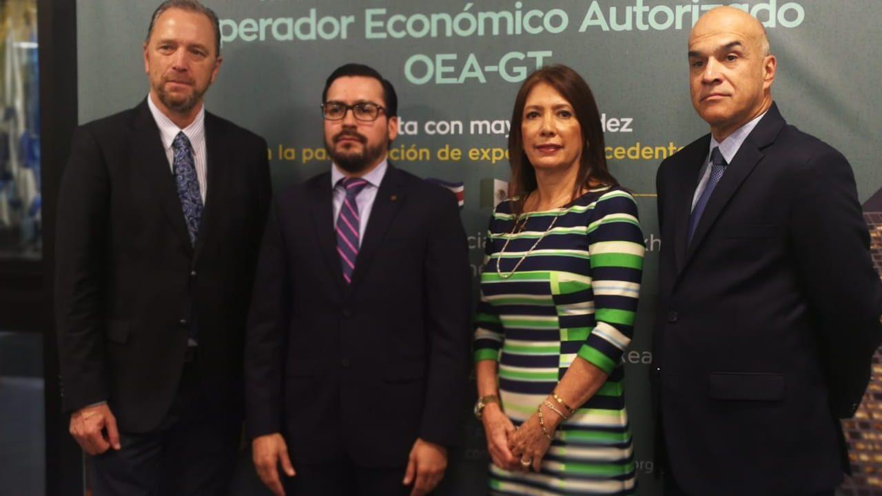 Promueven sistema aduanero para agilizar comercio internacional