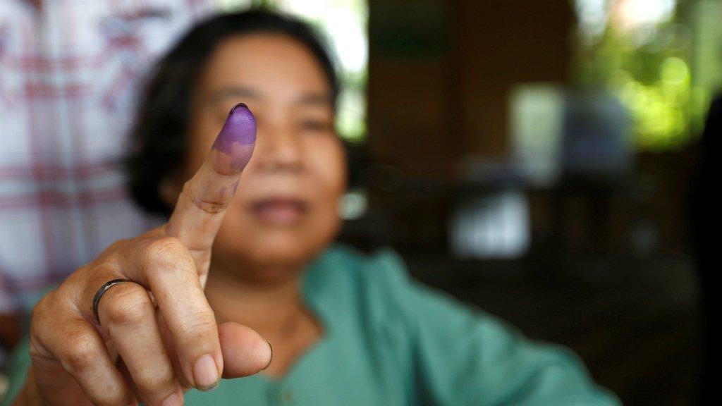 Guatemala lista para elegir a su próximo presidente