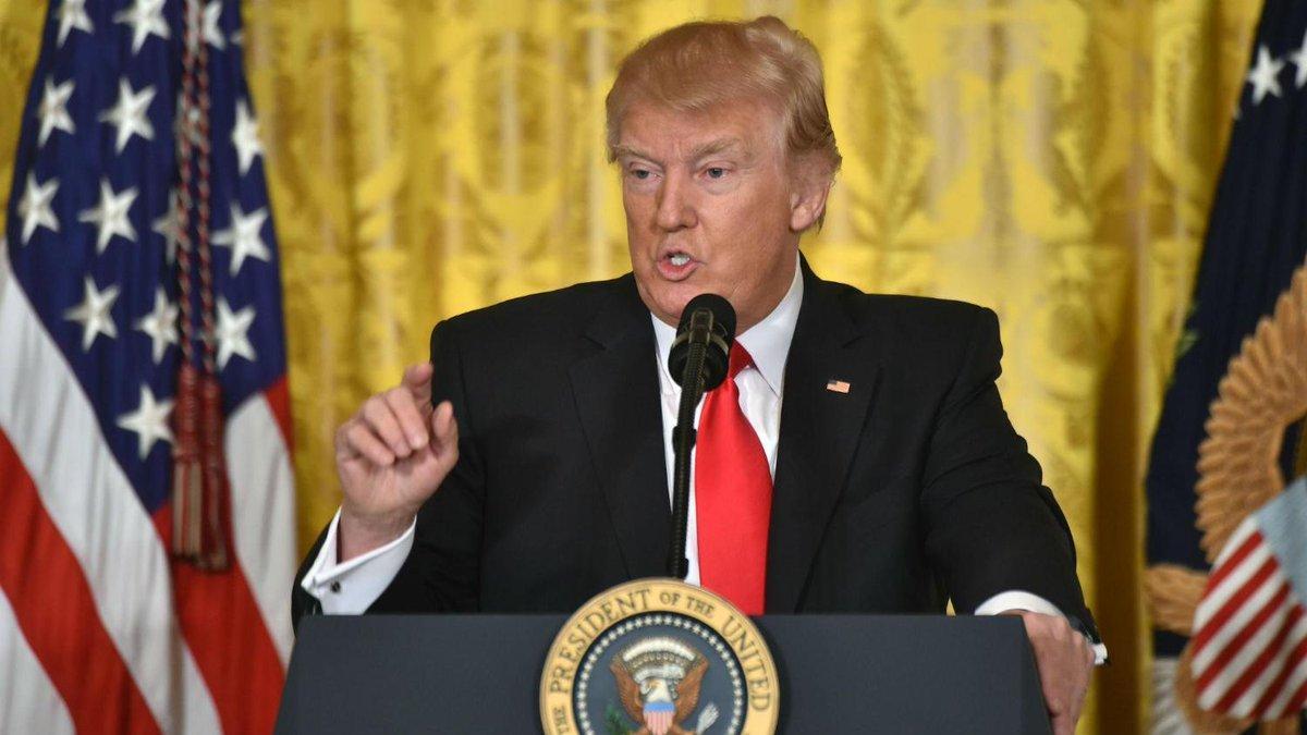 Donald Trump condenó los ataques armados sucedidos y envió sus condolencias al país mexicano