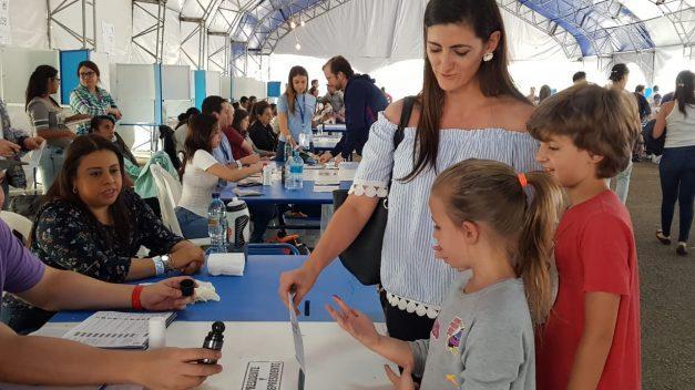 Con marcado ausentismo y sin incidentes concluye segunda ronda electoral por la presidencia