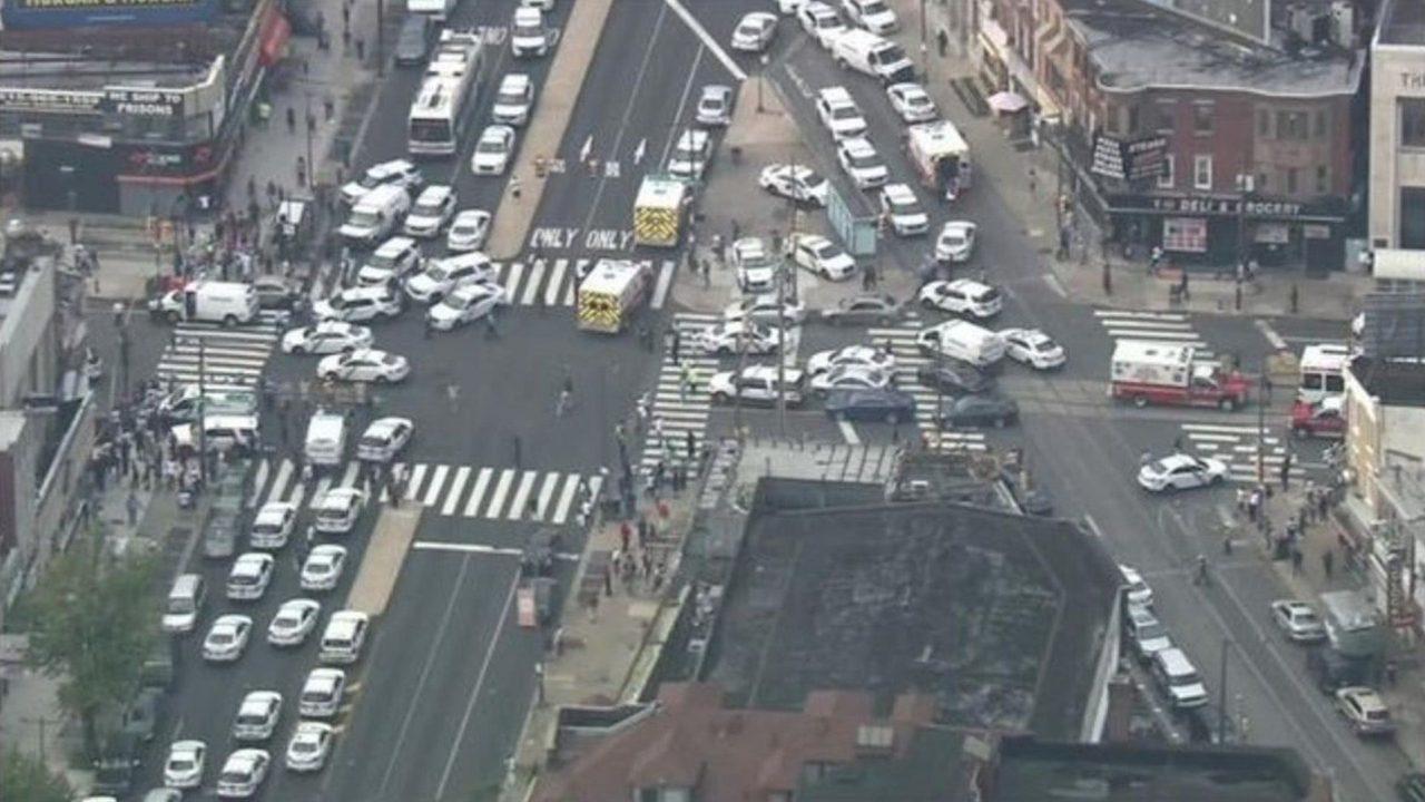 Seis policías resultaron heridos por otro tiroteo en Estados Unidos