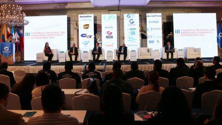 Apuestan por habilitación de empresas para mejorar seguridad y logística de comercio internacional