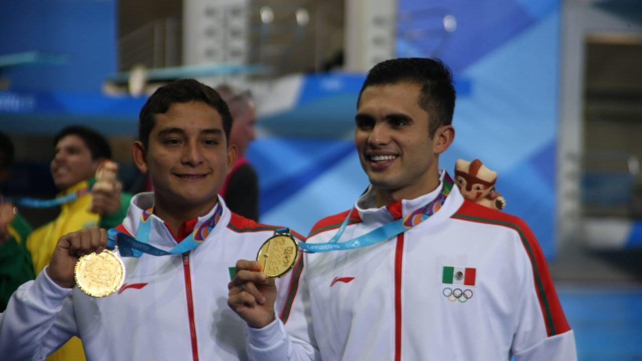 México se mantiene en segundo lugar medallas en Juegos Panamericanos