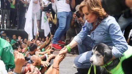 Sandra Torres, lista para hacer historia y lograr el primer gobierno encabezado por una mujer