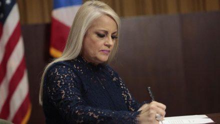 Wanda Vázquez asume como nueva Gobernadora de Puerto Rico
