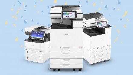 Ricoh, empresa de tecnología líder, es premiada por excepcionales impresoras inteligentes