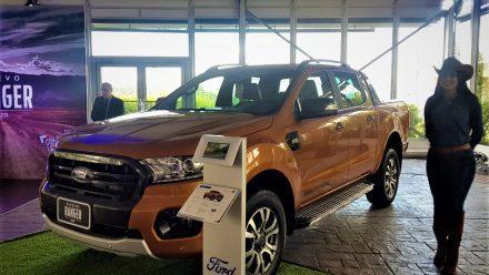 Llega a Guatemala el Ford Ranger Wildtrak 2020, de imponente presencia y máxima tecnología