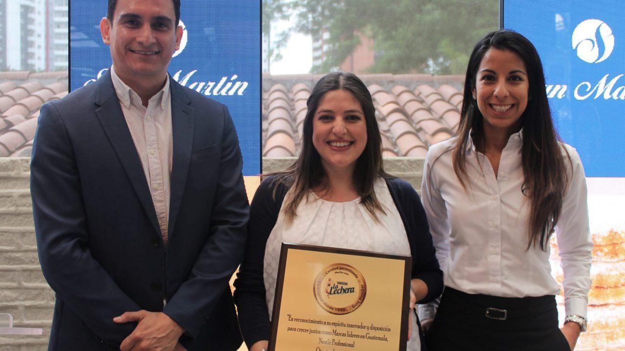 Nestlé y San Martín forman alianza con distintivo «Sello Gold» para beneficio de consumidores