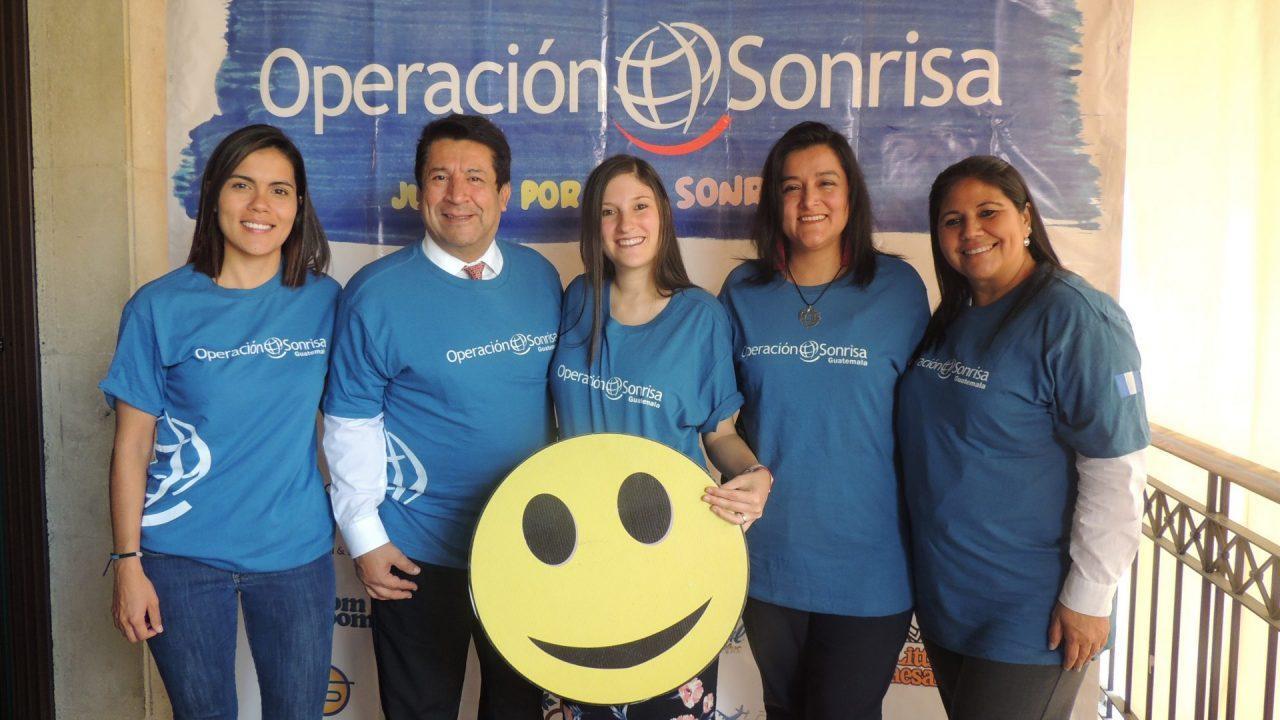 Operación Sonrisa efectuará su próxima jornada de evaluación y cirugías