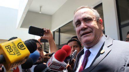 Asegura presidente electo que continuará lucha contra impunidad, pero sin CICIG
