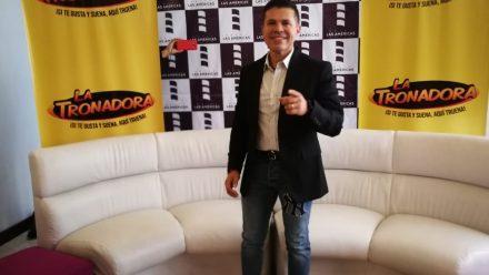 Ex vocalista de «Arrolladora Banda», en aventura como solista