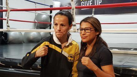 Micheo obtiene título del Consejo Mundial de Boxeo tras imponerse a mexicana Martínez