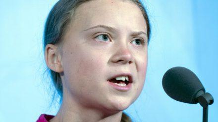 La joven activista Thunberg envía fuerte mensaje a líderes mundiales