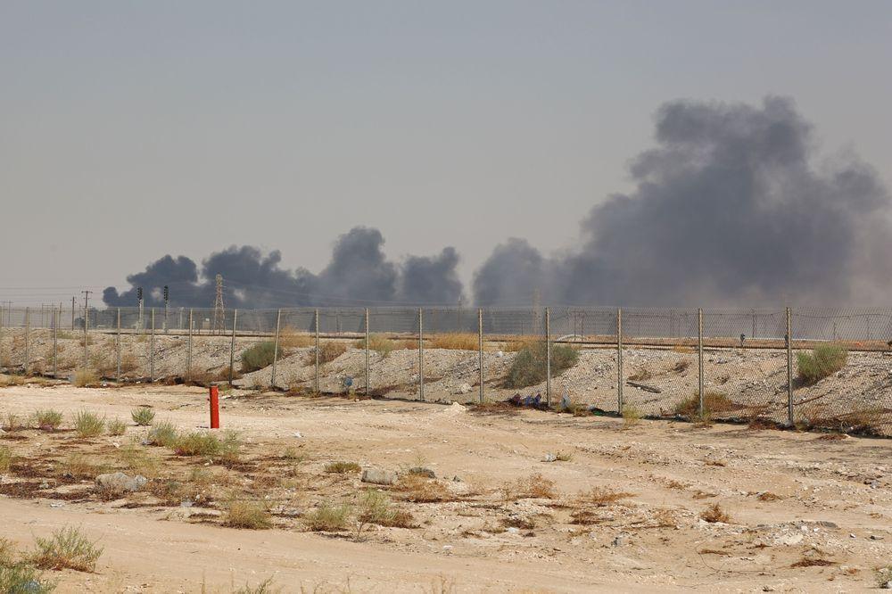 El precio del petróleo aumenta tras el ataque en contra de dos plantas en Arabia Saudita