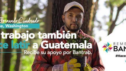Migrantes, pilar de la economía nacional, serán apoyados por Bantrab
