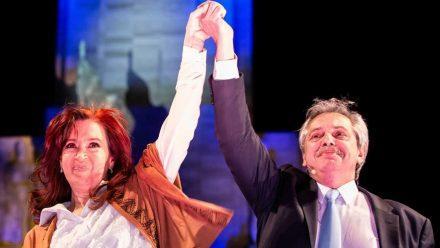 Argentina: Alberto Fernández es electo presidente