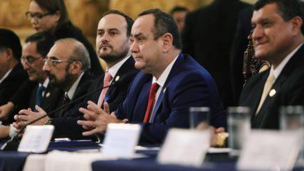 Gobierno guatemalteco lamenta incidente de Alejandro Giammattei en Venezuela
