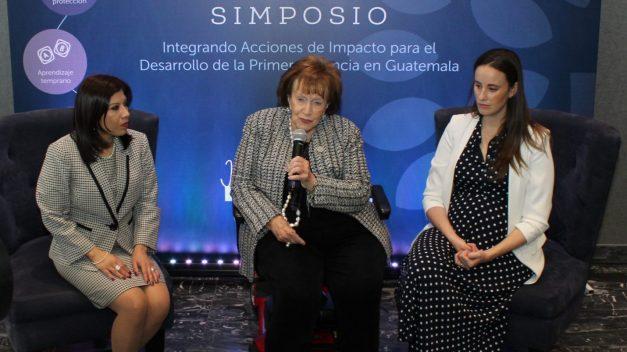 Fundación Isabel Gutiérrez de Bosch presenta Simposio a favor de la primera infancia