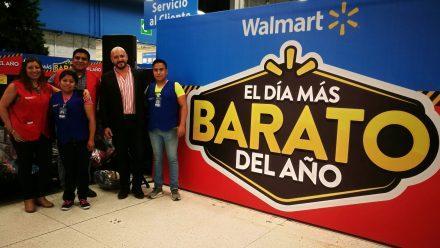 Regresa el Día Más Barato del Año de Walmart y Maxi Despensa