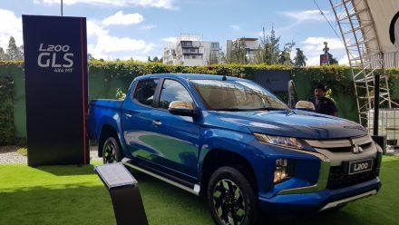 """Nuevo modelo de Mitsubishi representa """"nueva era"""" de los vehículos pick up"""