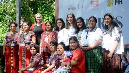 Fundación FEMSA y Food for the Hungry impactan a más de 18,000 familias de Guatemala